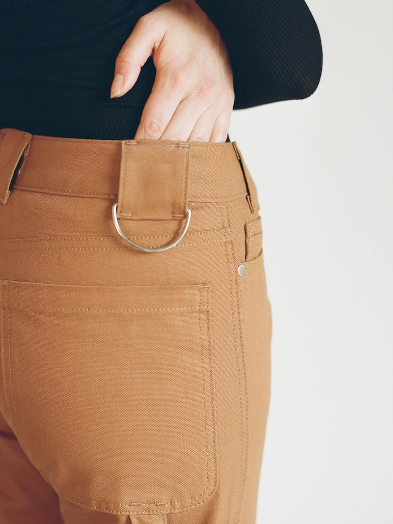 NEED Linda Pant in Camel