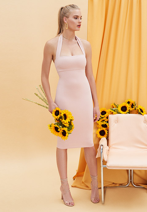 Nookie X Revolve Boulevard Midi Dress