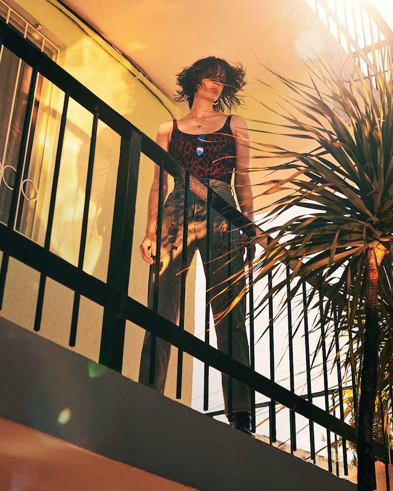 On The Island Gialos Leopard-Print Swimsuit