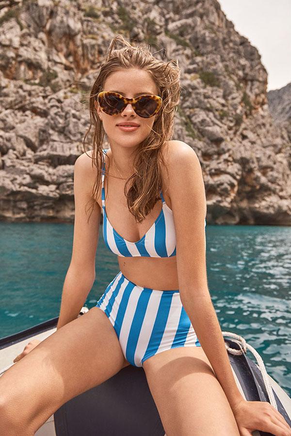 Solid & Striped Brigette Bikini Bottoms