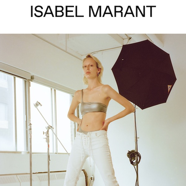Spotlight on Isabel Marant Spring 2018 Collection