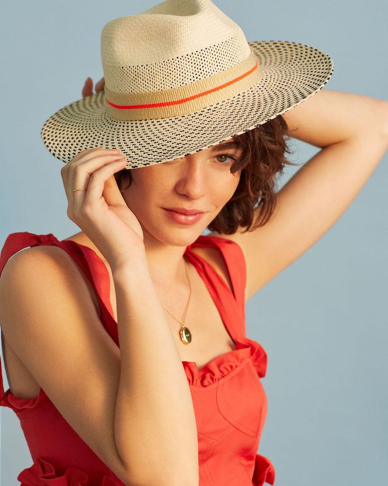 YOSUZI Aleza Hat
