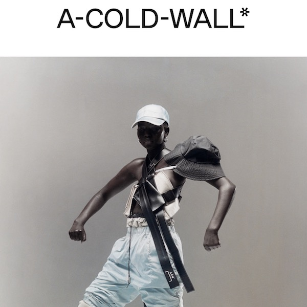 A-Cold-Wall* and Lounge Pants