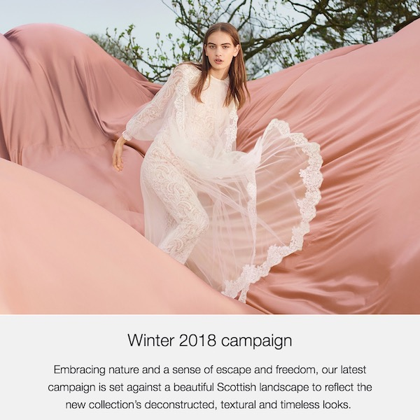 Discover Stella McCartney Winter 2018 Campaign