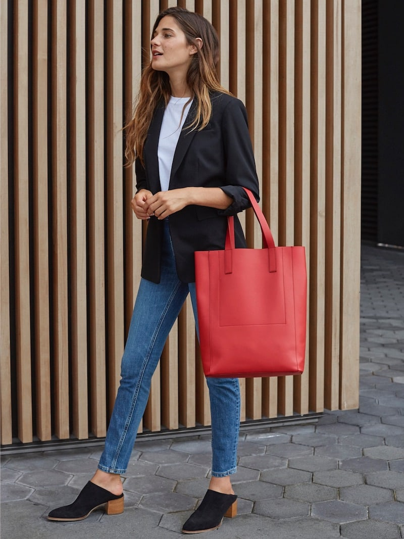 Everlane Day Magazine Tote