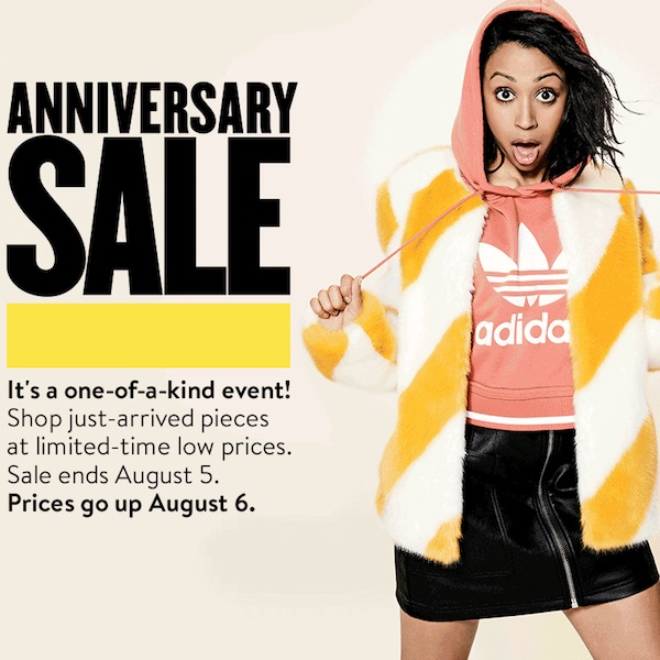 Nordstrom Anniversary Sale Is on Now!