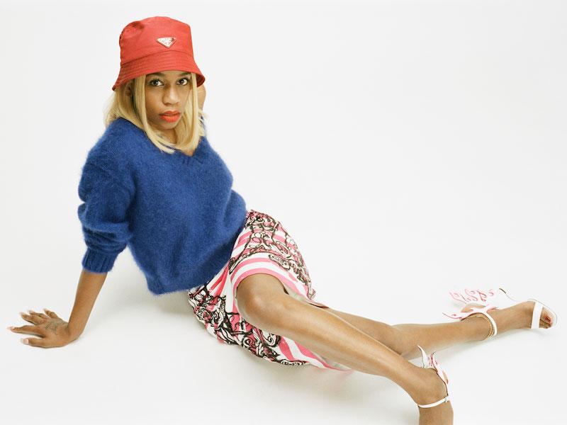 Prada x mytheresa.com Mohair-Blend Sweater