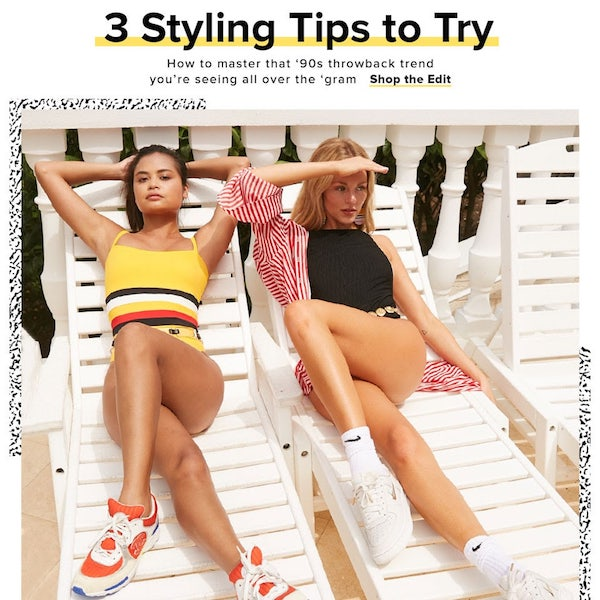 REVOLVE Fashion Edit // 3 Styling Tips to Try Summer 2018