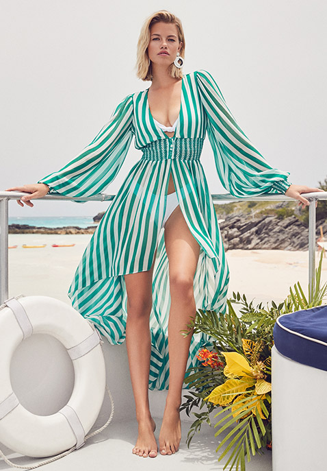 ROCOCO SAND x REVOLVE Hi Low Maxi Dress