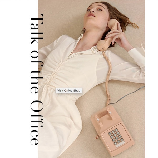 Talk of the Office: Club Monaco Summer 2018 Workwear