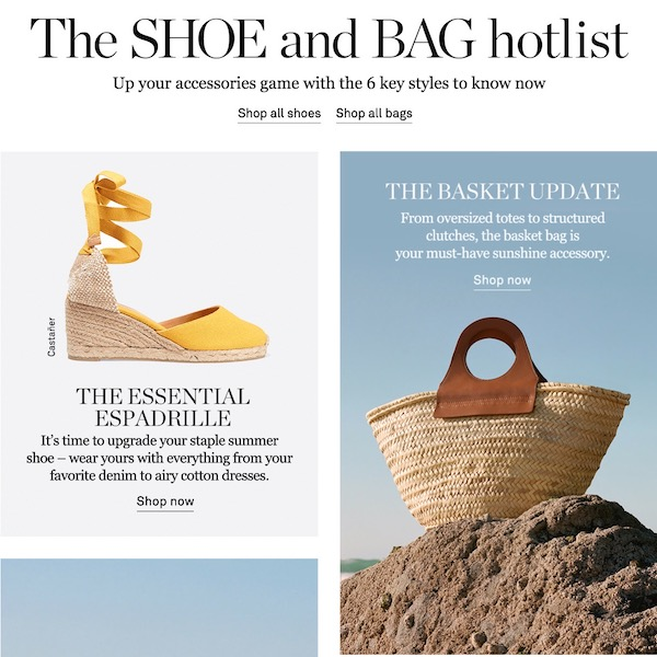 Fashion Hotlist // Top 6 Bags and Shoes You Need Now
