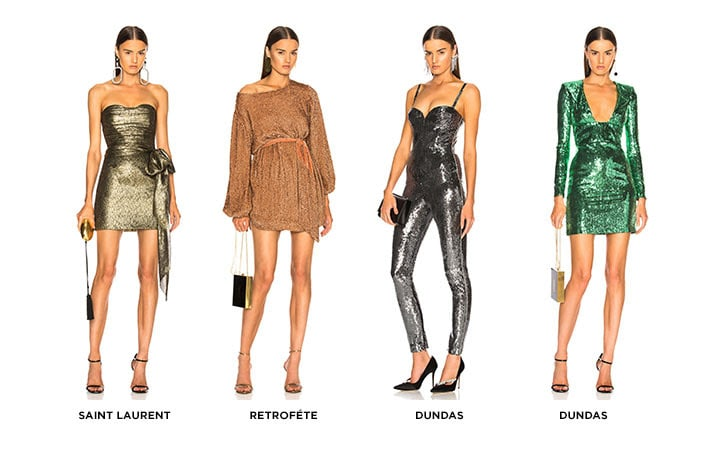 All That Glitters - Shop The Edit
