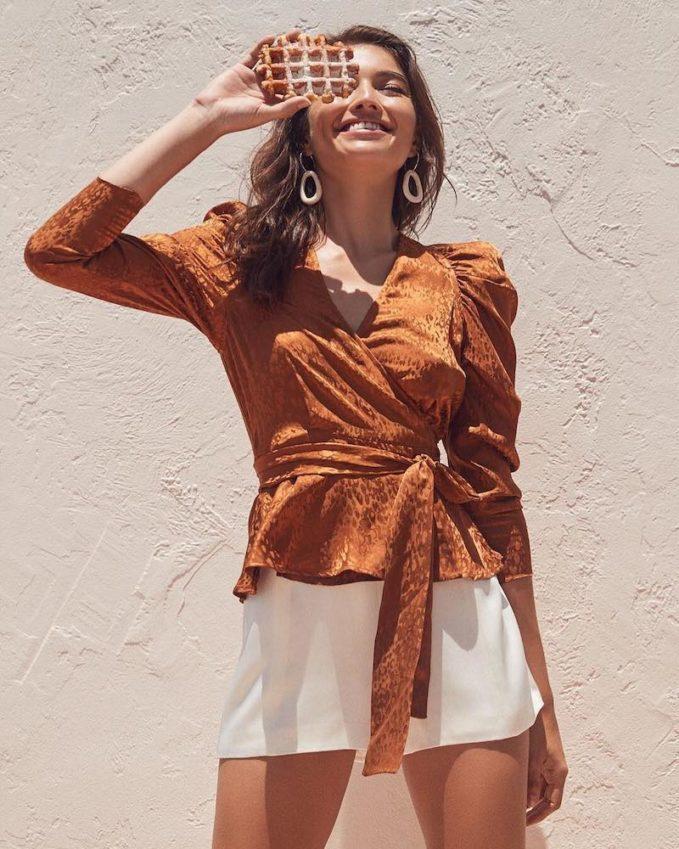 Alexis Leala Short