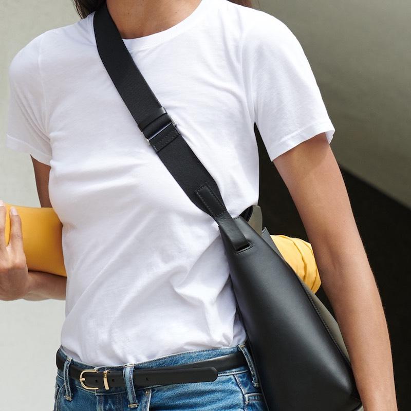 Everlane Form Bag in Black