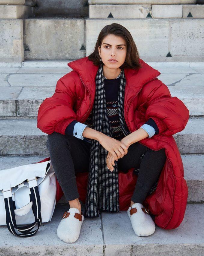 Isabel Marant Etoile Cray Puffer Jacket