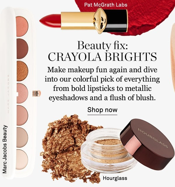 SHOP BEAUTY >