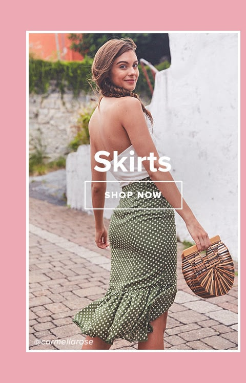 Skirts. Shop now