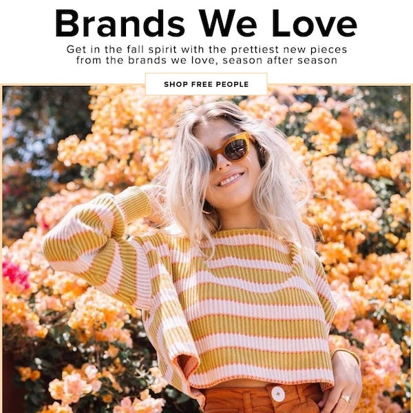 Brands We Love // REVOLVE Fall 2018 Hot Names to Know