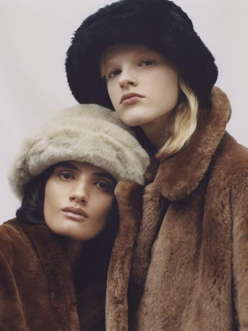 CLYDE Faux Fur Hat