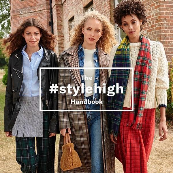 Shopbop Fall 2018 Style High Handbook