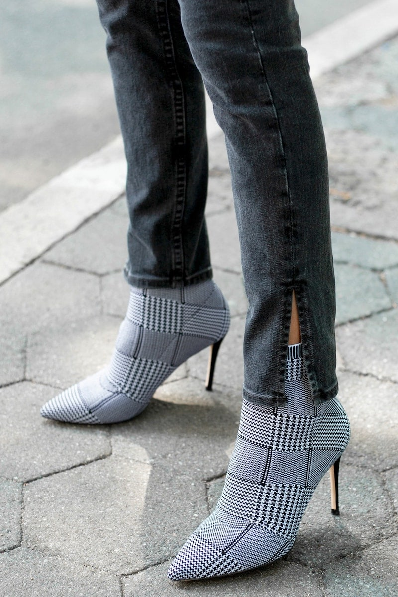 Something Navy Nix Bootie