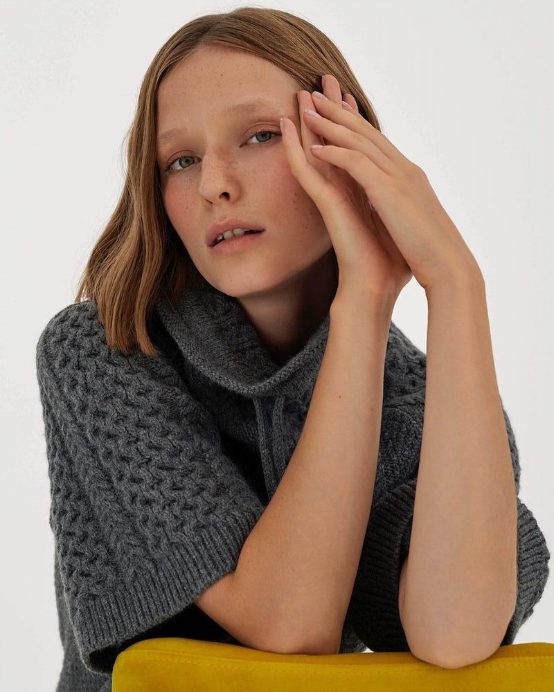 Stella McCartney Cable-Knit Sweater