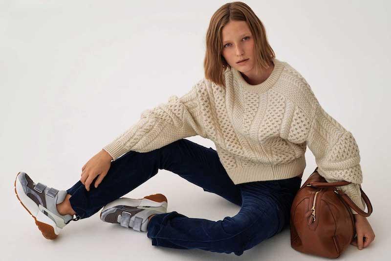 Stella McCartney Slim-Fit Cotton-Corduroy Trousers