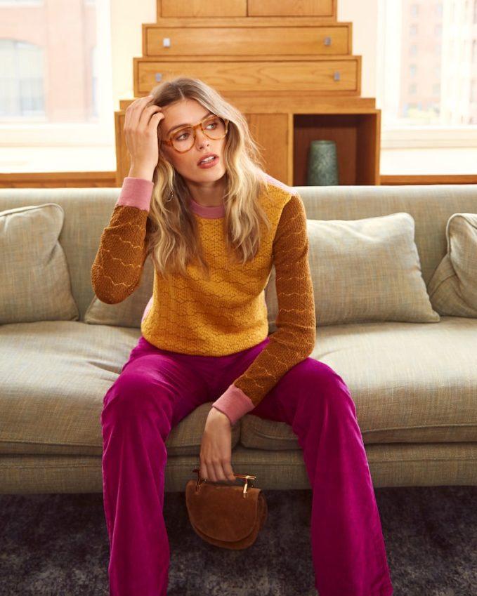 Stine Goya Naamah Pullover Sweater