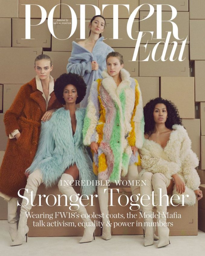 Stronger Together: The Model Mafia for The EDIT
