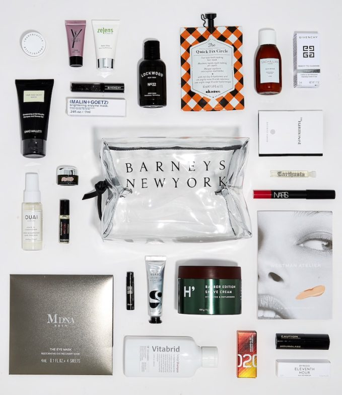 The Love Yourself Beauty Bag