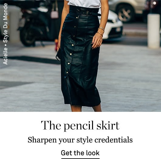 SHOP PENCIL SKIRTS