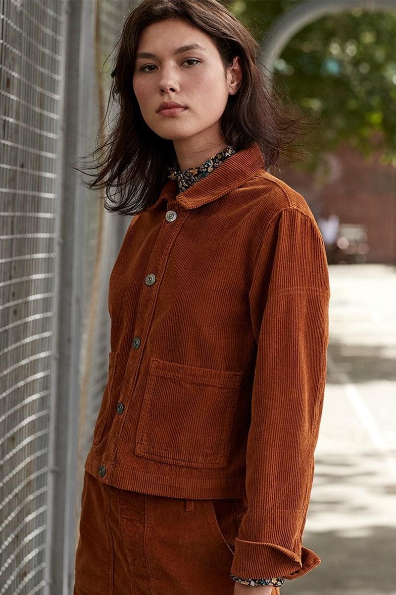 BDG Urban Outfitters Corduroy Utility Jacket