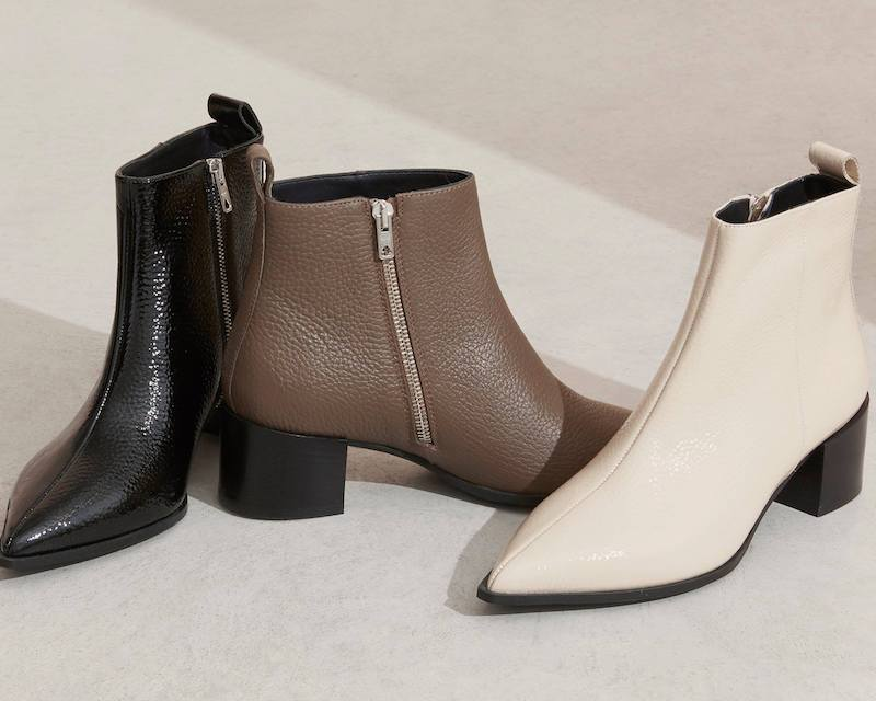 Everlane Boss Boot & Bootie