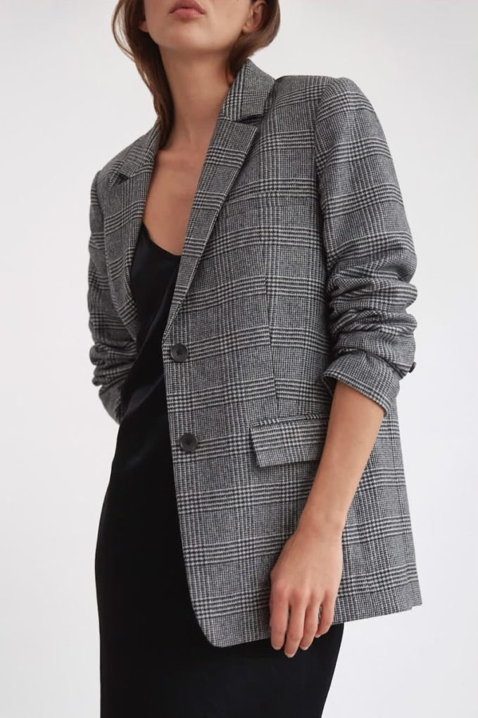 Everlane Wool Oversized Blazer