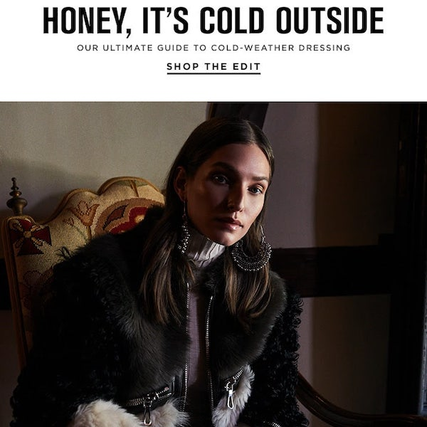 Fall 2018 Cold Weather Inspo Ahead