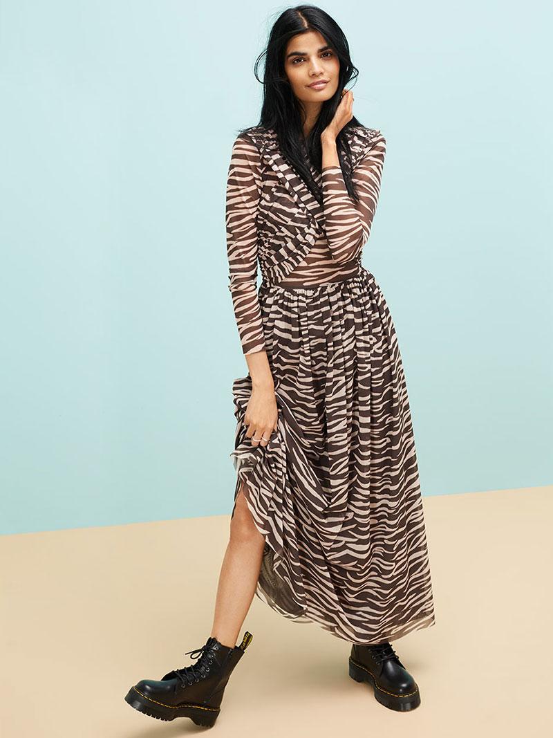 Ganni Tilden Dress