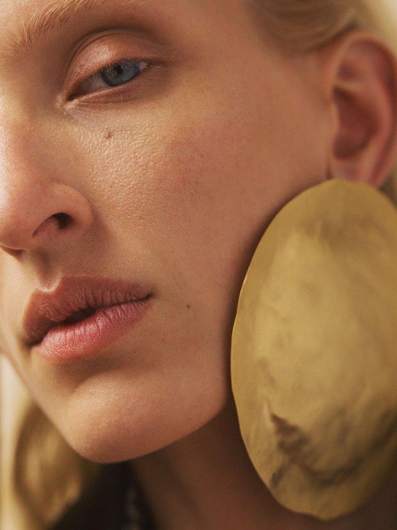 Loewe Shield Earrings