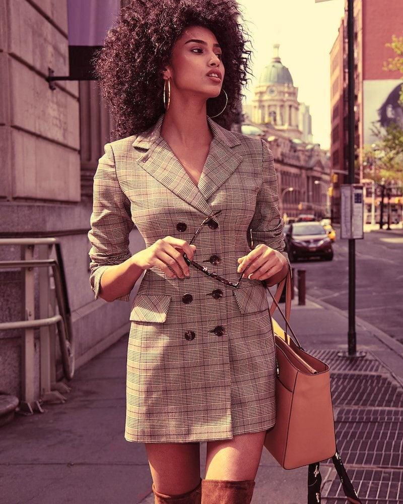 Nanette Lepore Espionage Mini Dress