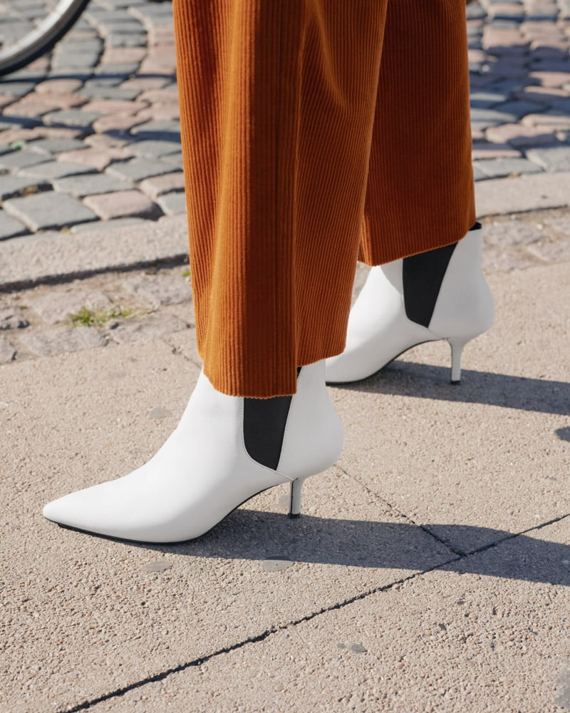 & Other Stories Pointed Stiletto Ankle Boots