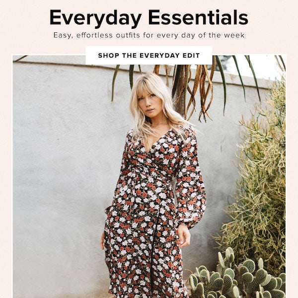 c03ebd4ff4 REVOLVE The Edit    Everyday Essentials for Fall 2018