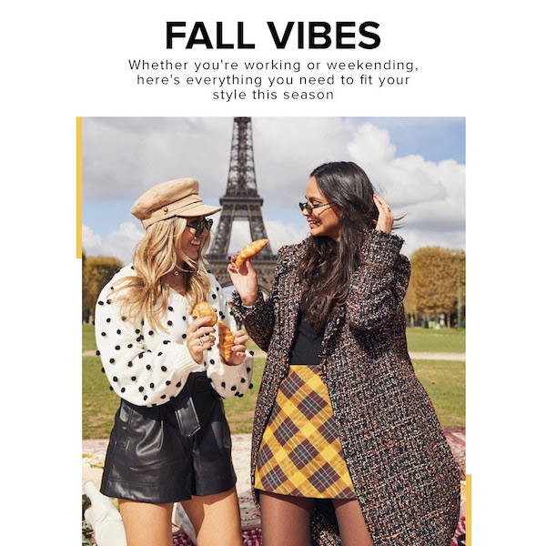 ce28761394 REVOLVE The Edit    Fall Vibes 2018
