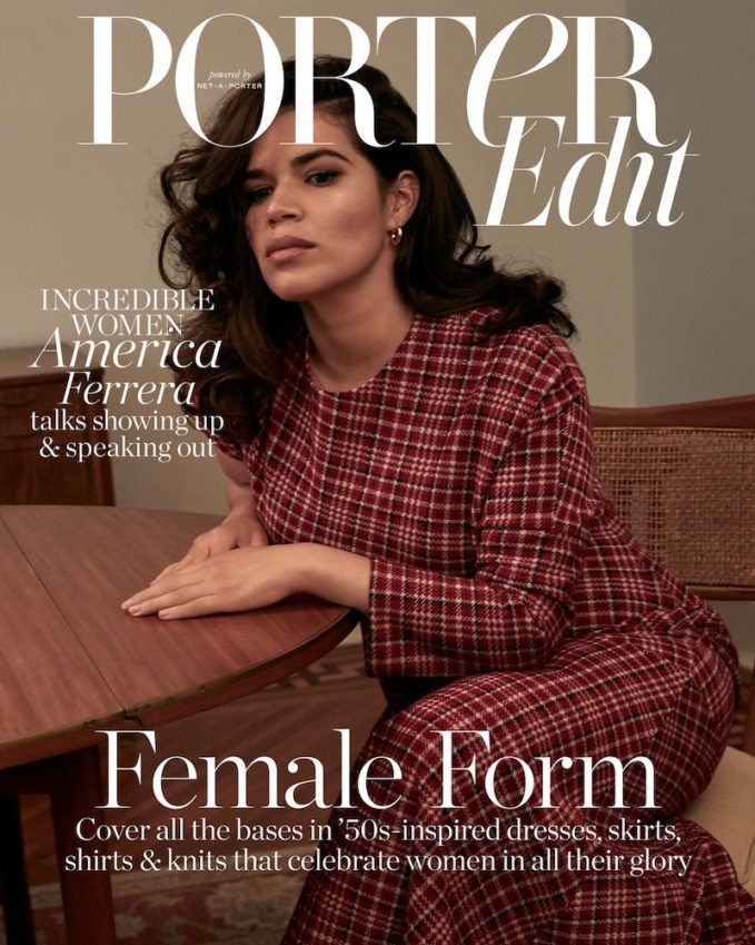 This Is America: America Ferrera for The EDIT