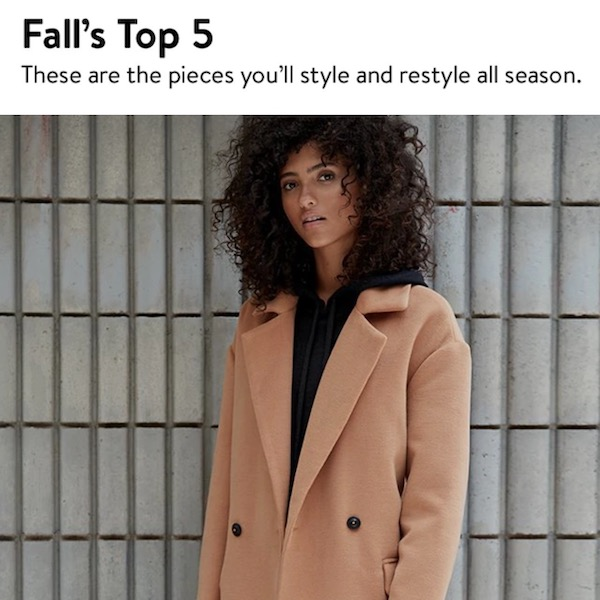 Top 5 Must-Haves for Fall 2018