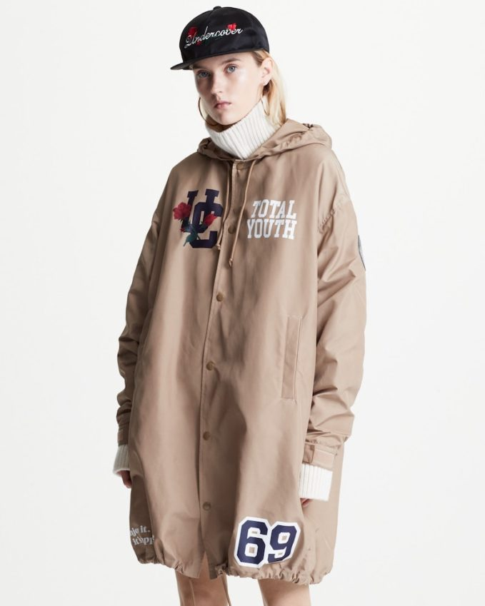 Undercover Total Youth Rose Jacket