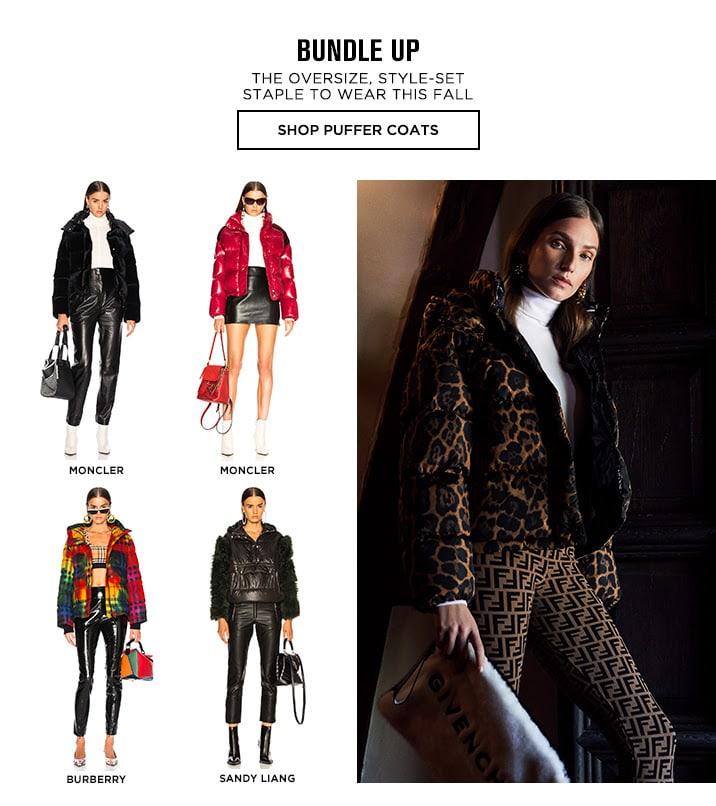 Bundle Up - Shop Puffer Coats