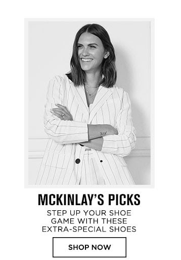 Mckinlays Picks - Shop Now