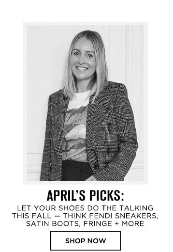 Aprils Picks - Shop Now