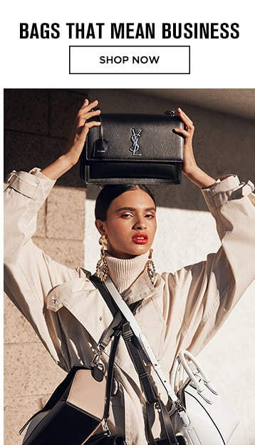 Bags That Mean Business - Shop Now
