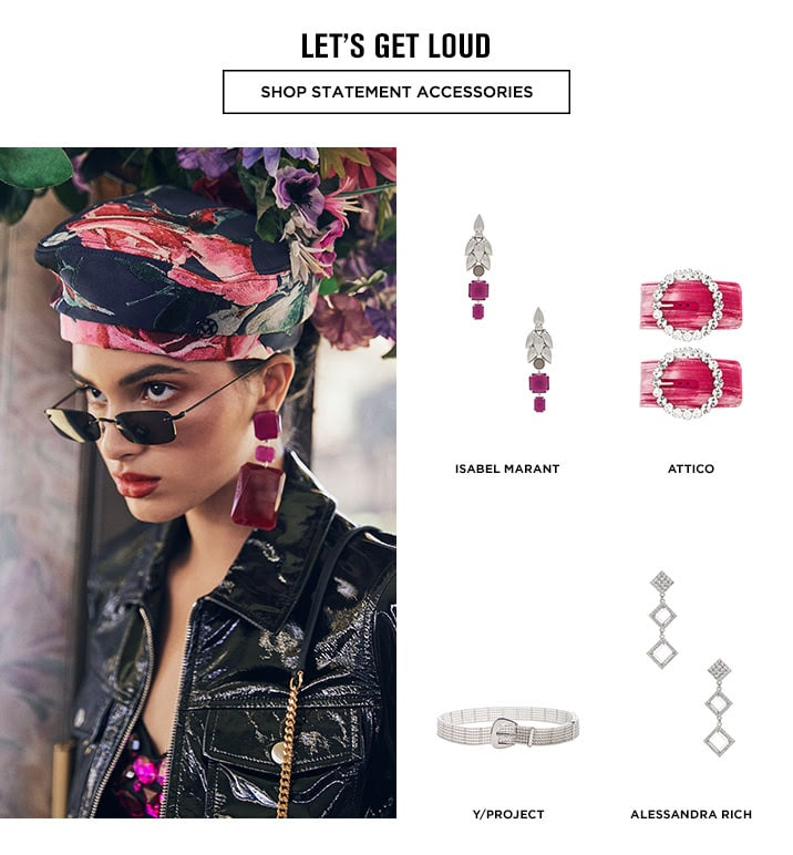 Lets Get Loud - Shop Statement Accessories