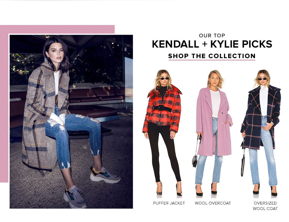 Our Top Kendall + Kylie Picks. Shop the collection.